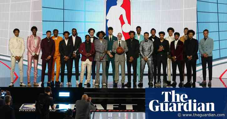 Detroit Pistons tab Cade Cunningham with No 1 overall pick in NBA draft