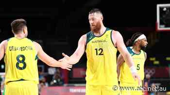 Boomers big man Aron Baynes to miss remainder of Tokyo Olympics with neck injury