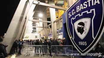 Ligue 2 : Les deux prochains matches du SC Bastia seront reportés à cause de joueurs positifs au Covid-19 - Eurosport FR