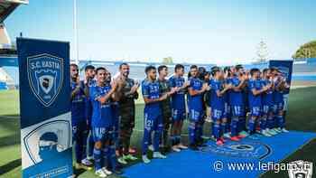 De l'ombre à la lumière, la remontée express du SC Bastia en Ligue 2 - Le Figaro