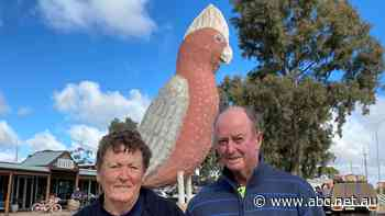 Even big things need a facelift, but simply building The Big Galah was no laughing matter