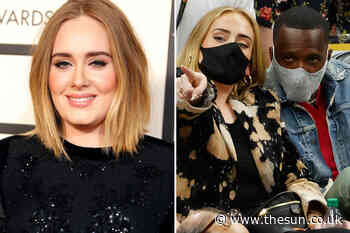 Adele's romance with new boyfriend Rich Paul is 'fun, but not super-serious' claims pal after flirty dinne... - The Sun