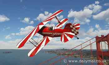 Miraculous flights through a nerd's paradise: PETER HOSKIN reviews Microsoft Flight Simulator