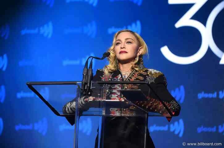 Madonna Sends a Message to DaBaby After 'Hateful Remarks' at Rolling Loud