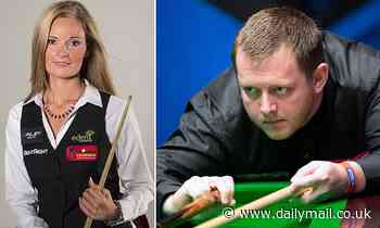 World's best female snooker player prepares to play her ex on TV after taking him to court