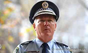 NSW Police Commissioner MIck Fuller warns protestors to avoid Sydney CBD this weekend