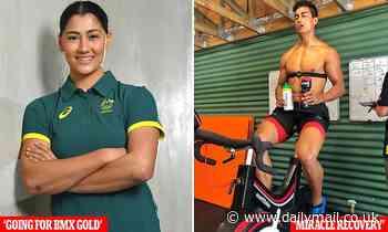 Tokyo Olympics BMX: Australia's Kai Sakakibara supported by injured brother