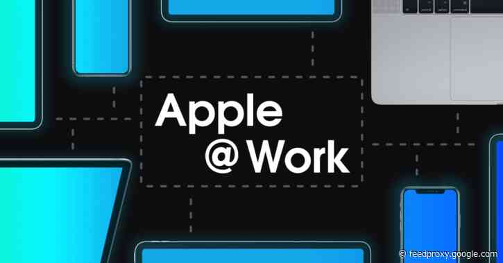 Apple @ Work Podcast: The past, present, and future of Apple device management with Jeremy Butcher from Apple