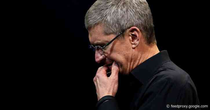 Tim Cook says Apple considering whether requiring employee vaccinations is 'the right answer'