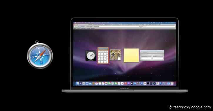 Developer re-creates Safari's Snow Leopard design with new browser for macOS Big Sur