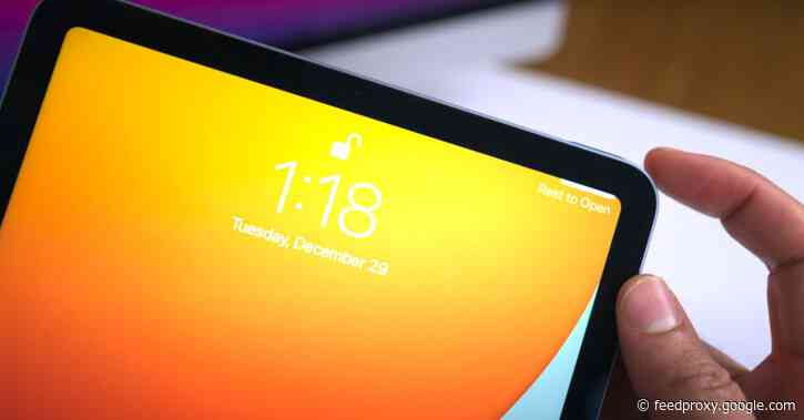 Rumor: Chinese supplier details iPad Air 5, iPad mini 6, and iPad 9 features