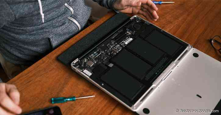 Report details 'sweatshop' working conditions inside the facility where many Macs are repaired