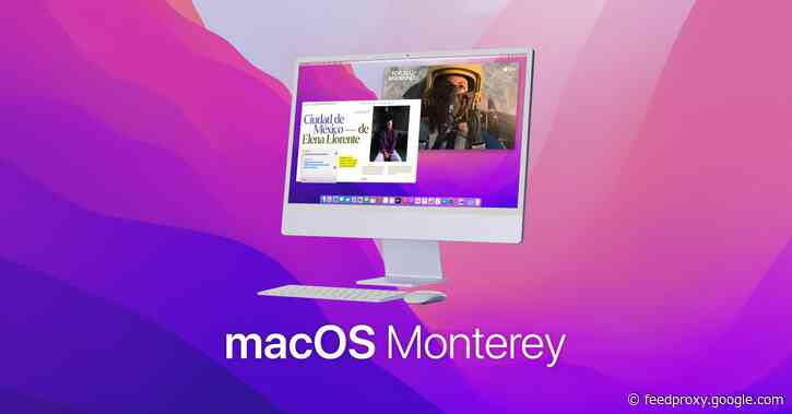 Apple releases macOS Monterey beta 4 to developers with Live Text for Intel Macs