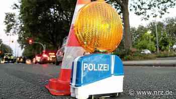 Rees: Radmuttern gelöst? Autofahrer blieb unverletzt - NRZ