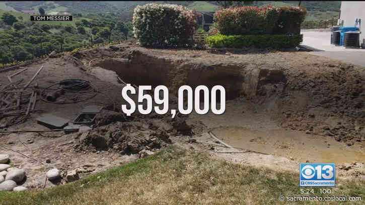Call Kurtis: Grandfather Pays $59,000 For Unfinished Pool, Contractor's License Suspended