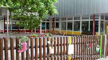 Gemeinderat Wildberg - Beim Mittagessen gibt es keinen Aufschlag - Schwarzwälder Bote