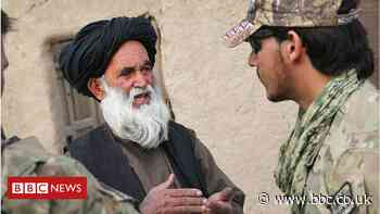 First group of evacuated Afghan interpreters to arrive in US