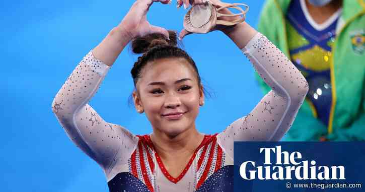 Sunisa Lee caps her Hmong family's incredible journey with Olympic gold