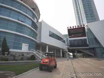 Caesars Windsor reopening hotel on Aug. 12