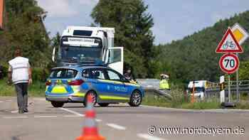 Rollerfahrer stirbt auf der B466 bei Obererlbach - Nordbayern.de