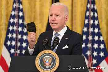 Biden to Federal Workers: Get Vaccinated or Face Masking and Coronavirus Testing - U.S. News & World Report