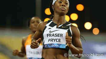 Fraser-Pryce headlines Olympic athletics as coronavirus lurks - FRANCE 24