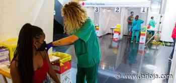 La Rioja es la comunidad que menos vacunas utiliza aunque ya ha administrado el 93% de las recibidas - La Rioja
