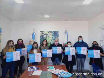 La Capital de La Rioja se sumó a la lucha contra la trata del Comité - Argentina.gob.ar Presidencia de la Nación