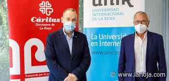 La UNIR impulsará la digitalización y la formación de Cáritas La Rioja - La Rioja