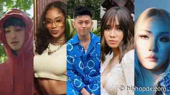 Joji, Saweetie, Rich Brian, NIKI, And CL Headline 88rising's Head In The Clouds 2021