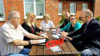 CDU Syke tritt mit alten Hasen und neuen Köpfen für den Stadtrat an - kreiszeitung.de