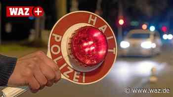 Hattingen: Fahrer nimmt Medikamente und missachtet Rotlicht - Westdeutsche Allgemeine Zeitung