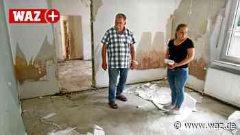 Flut raubt junger Familie die neue Wohnung in Hattingen - Westdeutsche Allgemeine Zeitung