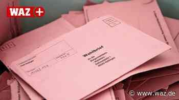 Vier Politiker aus Hattingen kandidieren für den Bundestag - Westdeutsche Allgemeine Zeitung