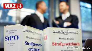 Wüste Drohung bringt einen Mieter in Hattingen vor Gericht - Westdeutsche Allgemeine Zeitung