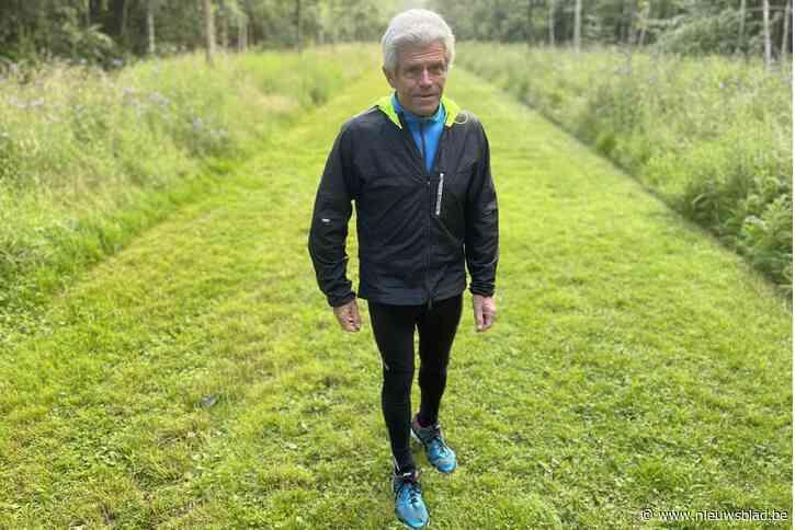 """Godfried (69) is nog altijd de enige Belgische snelwandelaar die naar Olympische Spelen ging: """"Ik ga nog elke dag lopen"""""""