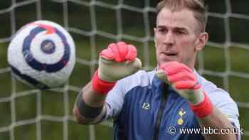Joe Hart: Celtic interested in signing Tottenham's former England goalkeeper
