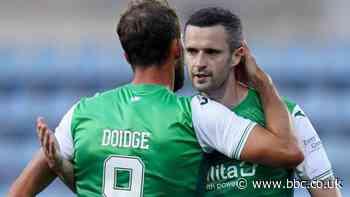 FC Santa Coloma 1-2 Hibernian (1-5 agg): Youngsters impress as Hibs progress in Europe