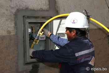 YPFB anuncia instalación de gas domiciliario en Villamontes - El País