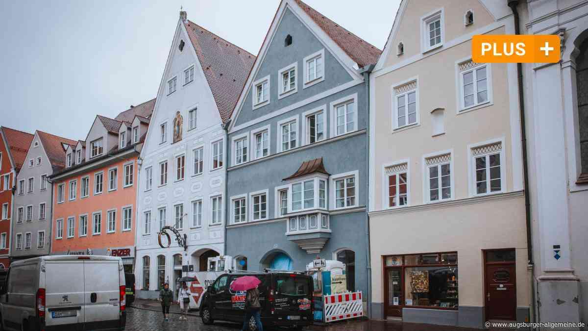 Brudergasse Landsberg: Bauprojektauf der Zielgeraden