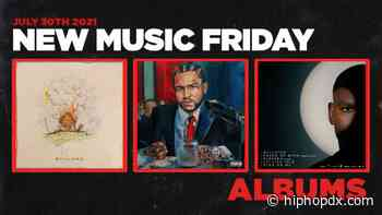 New Music Friday - New Albums From Isaiah Rashad, Dave East, Skepta, Young Dolph + More