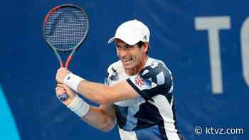 Great Britain's Andy Murray and Joe Salisbury defeat second-seeded doubles team - KTVZ