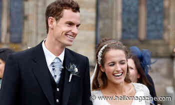 Why Andy Murray didn't invite fellow tennis stars to wedding with wife Kim - HELLO!