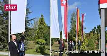 Itris hisst in Walluf die Flaggen - Wiesbadener Kurier