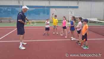 SLO tennis : les stages régalent les jeunes de Saint-Lys - ladepeche.fr