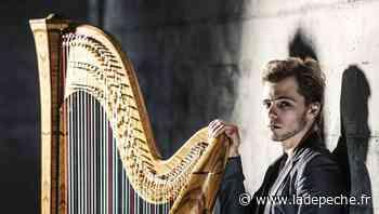Villefranche-de-Rouergue : une première avec de la harpe ce soir aux Pénitents Noirs - ladepeche.fr