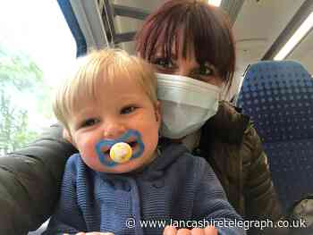 Mother and paramedic struggled with post natal depression in lockdown