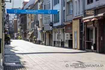 Gastgewerbe und Tourismus in NRW fordern Wechsel in der Corona-Politik - TAGESKARTE