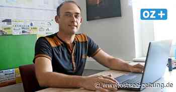 Ribnitz-Damgarten hat einen neuen Vereinssportlehrer - Ostsee Zeitung