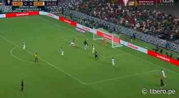 México vs Honduras: así fue el golazo de Ramiro Funes Mori por la Copa de Oro - Libero.pe